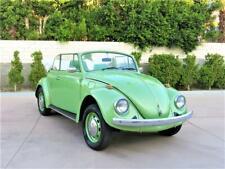 New listing 1968 vw bug
