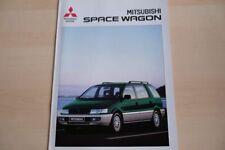 208386) Mitsubishi Space Wagon Prospekt 04/1997