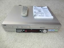 JVC hr-dvs3 MiniDV/S-VHS Enregistreur, incl. fb&bda, Teildefekt