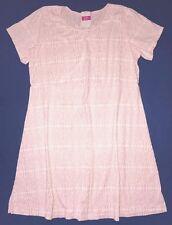 FRESH PRODUCE 1X Pale PINK SERENGETI Cotton Jersey SADIE Dress NWT New 1X