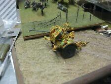 GERMAN  2 cm AA GUN    BUILT+PAINTED 1/35