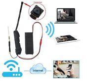 MICROSPIA SPY CAM SPIA FULL HD 1080P TELECAMERA WIFI 3G CAMERA MOTION DETECTION