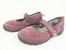 Merrell Girls Youth Size 1 Purple Mary Jane Performance Shoe