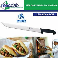 Coltello da Kebab in Acciaio Inox Lama da 45CM Con Manico Thermorum