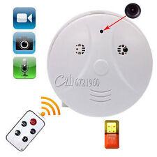 Mini SPY Hidden Camera Smoke Detector Motion Detection Video Recorder Cam HD DVR