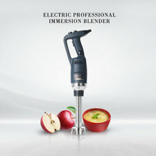 Commercial Variable Speed Immersion Blender Professional Handheld Electric 350W