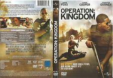 DVD OPERATION:KINGDOM WIE STOPPT MAN EINEN FEIND DER KEINE ANGST HAT ZU STERBEN