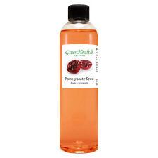 8 fl oz Pomegranate Carrier Oil (100% Pure & Natural) Plastic Bottle