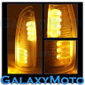F250+F350+F450+F550 Super Duty 03-07 Side Mirror Light AMBER LED+AMBER LENS FORD