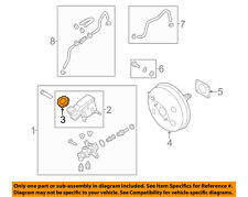Kia Oem 11-16 Sportage-Brake Master Cylinder/other Reservoir Tank Cap 0K2Fa43590(Fits: Kia)