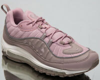 "Nike Air Max 98 ""Triple Pink"" Men's New Casual Lifestyle Sneakers 640744-200"