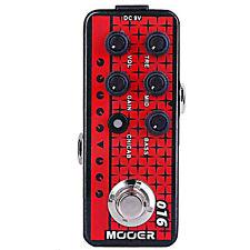 Mooer 016 Phoenix Micro Preamp Guitar Effects Pedal