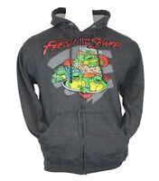 Teenage Mutant Ninja Turtles Zip up hoodie TMNT Sweatshirt NEW