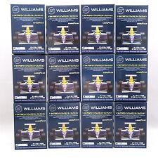 "Aoshima ""1/64 F1 GP Williams Minicar Collection"" All 12 types set rare Japan"