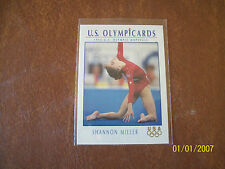 1992 Impel US Olympicards Shannon Miller Gymnastics RC
