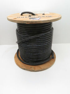 (25ft) Alpha Wire 1943/3F Foil Shielded, Type SJT 3-Conductor Cable 14AWG PVC