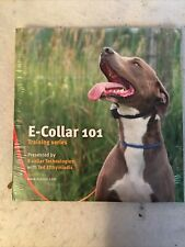 New listing E-Collar 101 Technologies training series Dvd W/ Ted Efthymiadis New Sealed
