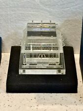 McDonalds 2004 Restaurant Glass Building Model In Original Box with Packing.