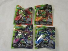TMNT Promo Set of 4 Mega Bloks Teenage Mutant Ninja Turtles EB Games