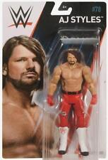 Mattel - WWE Wrestling - Basic Series 78 Figure - AJ Styles - Brand New
