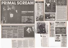 More details for primal scream : cuttings collection - adverts 1980s