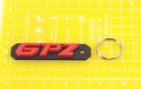 Kawasaki GPZ plastic keyring Keychain Porte Cles keyholder motorcycle
