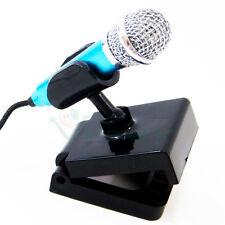 Mini microfono condensatore + splitter per Samsung Galaxy A7 A700FU MK4