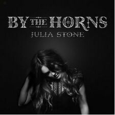 "JULIA STONE ""BY THE HORNS""  CD -----10 TRACKS----- NEU"