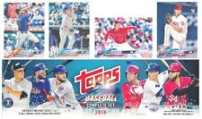 2018 Topps Baseball 705 Cards EXCLUSIVE HUGE Retail Factory Set-2 SHOHEI OHTANI