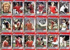 Eintracht Frankfurt 1980 UEFA CUP Winners football trading cards