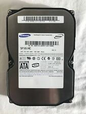 "Samsung Spinpoint P160 160GB, 7200 RPM, 3.5"" (SP1614C) Hard Drive"