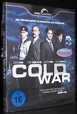 BLU-RAY COLD WAR - Der Action Blockbuster aus HONGKONG mit TONY LEUNG ** NEU **