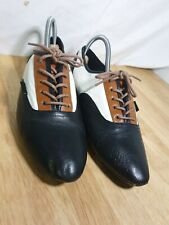 Vans Leather Sophie Oxford Womens Shoes UK Size 7