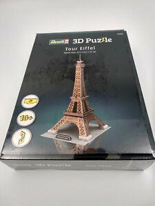 Puzzle 3d la Tour Eiffel de marque Revell neuf sous emballage,hauteur 47cm