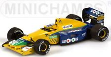 MINICHAMPS 400 910119 Benetton Ford B191 F1 die cast car Schumacher 1991 1:43rd