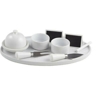 Davis & Waddell Bistro 8pc Cheese Board- REDUCED TO CLEAR