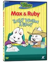 Max & Ruby: Ruby Writes A Story - DVD - VERY GOOD