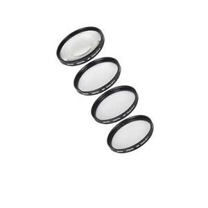 55mm Macro Close up Filter Kit For Nikon D5600 D3500 D3400 AF-P DX 18-55mm Lens