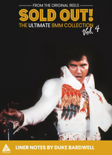 Elvis Presley DVD - Sold Out! The Ultimate 8mm Collection Vol 4 IN STOCK NOW!