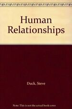 Human Relationships: Introduction to Social Psychology By Steve .9780803983816