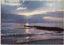 Alte Postkarte - Groeten uit Rockanje aan Zee