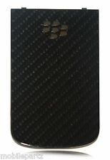 Genuine Original  Blackberry Bold 9900 Battery Cover - Black