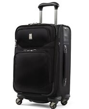 """ON HOLD: TravelPro Flight Crew 5 Black Carry On Set 21"""" Rollaboard Suitcase"""