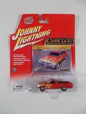 Johnny Lightning 1/64 Classic Gold 1965 Chevrolet El Camino