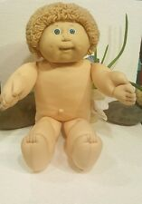 The Little People Cabbage Patch Kid 1978, 1982 Baby Doll Xavier Roberts.