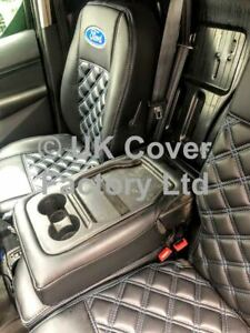 VAN SEAT COVERS FORD TRANSIT CONNECT 2014 +  BLUE BENTLEY