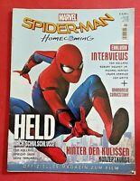 Spider-Man Homecoming Das Magazin zum Film ungelesen
