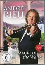 ANDRE RIEU MAGIC OF THE WALTZ DVD