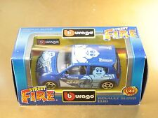 [PL3-54] BBURAGO BURAGO 1/43 STREET FIRE COLLECTION RENAULT SUPER CLIO MICHELIN
