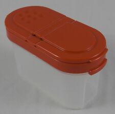 Tupperware A 90 Gewürzzwerg Gewürz Zwerg 120 ml Weiß Transparent / Rot Neu